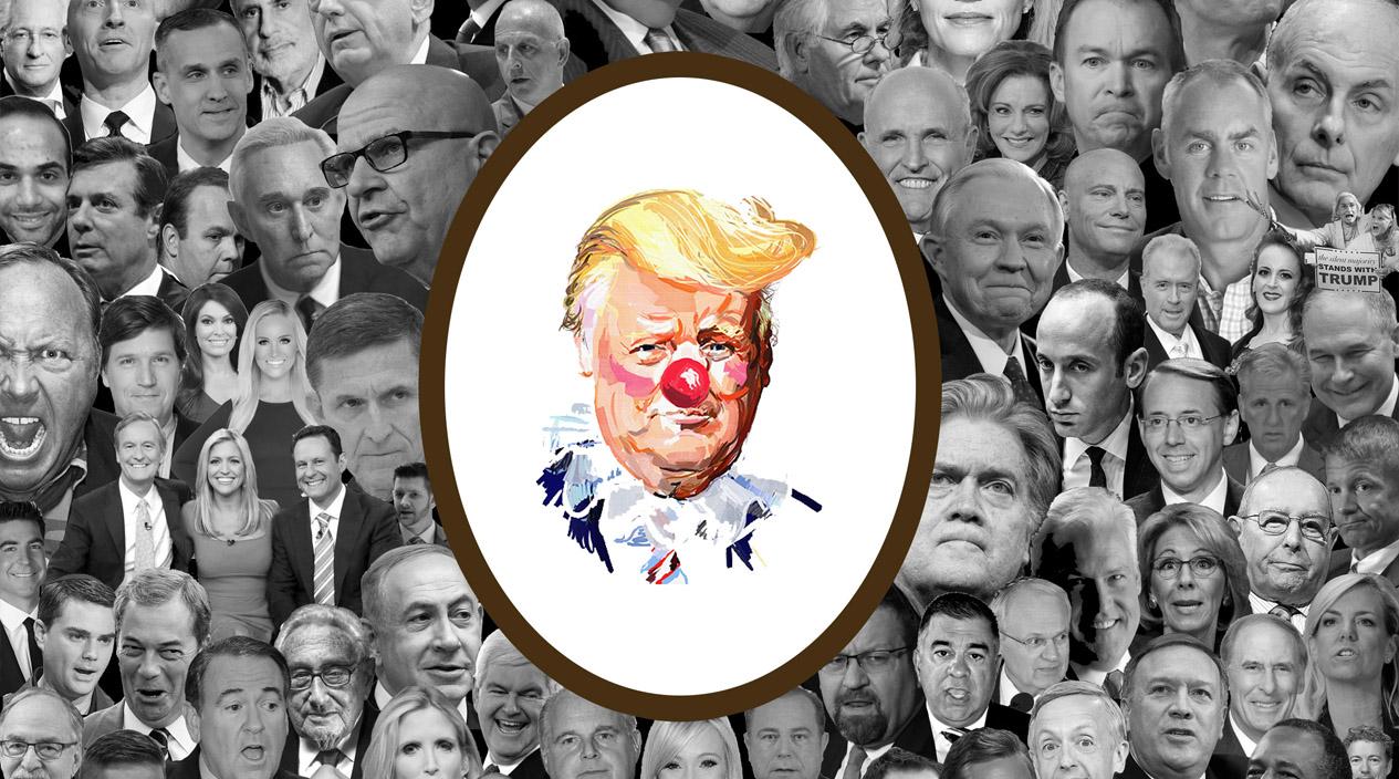 clown essays